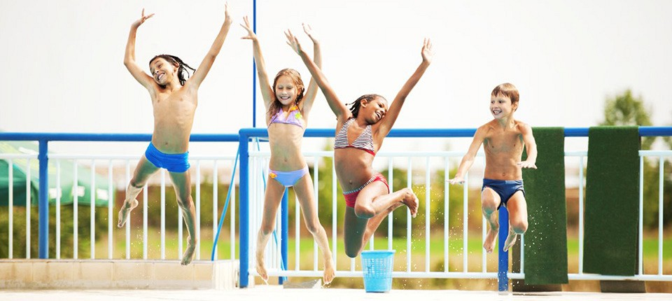 Mit Spass Schwimmen lernen